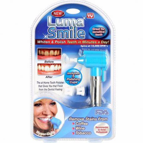 teeth whitening polisher