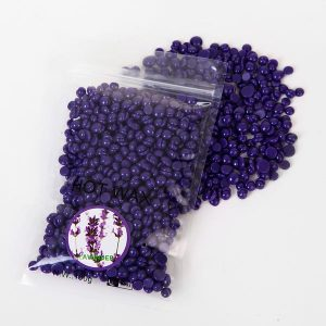 hair removal wax beans lavendar